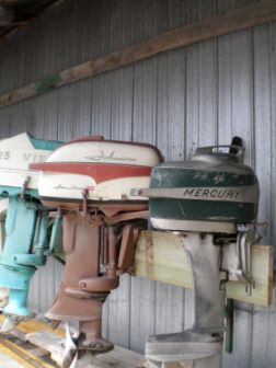 Outboard Motor Collection