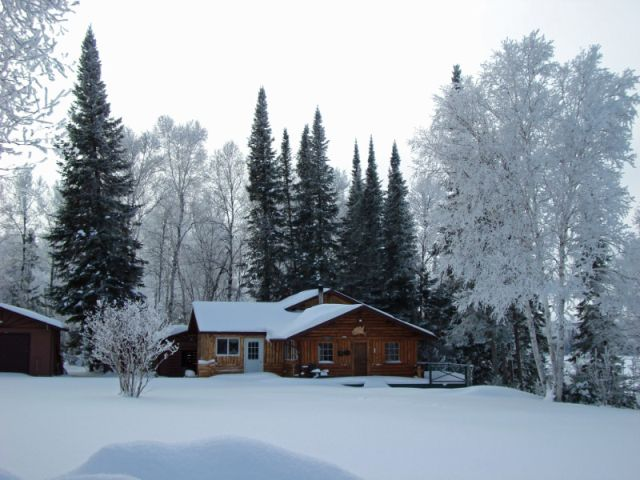 Cabin 5 Winter